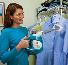 What is portable steam cleaner?