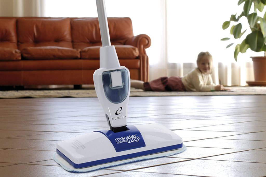 Monster Wonder Steam Mop