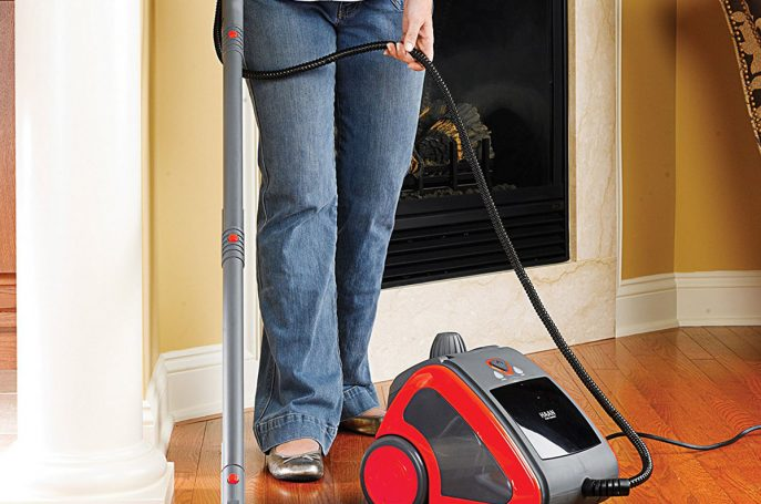 Haan Steam Cleaning Floor Sanitizer with Sanitizing