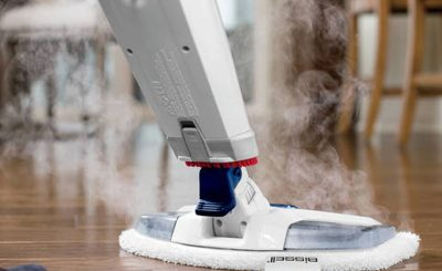 Bissell 1867 Steam Mop Bare Floor Steam Cleaner