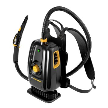 McCulloch MC1350 Portable Power Steam Cleaner Review