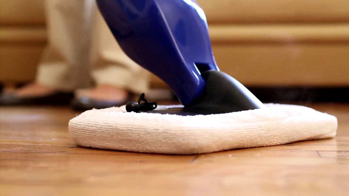 How To Use Steam Mop Correctly - Best Cleaning With Steam Method