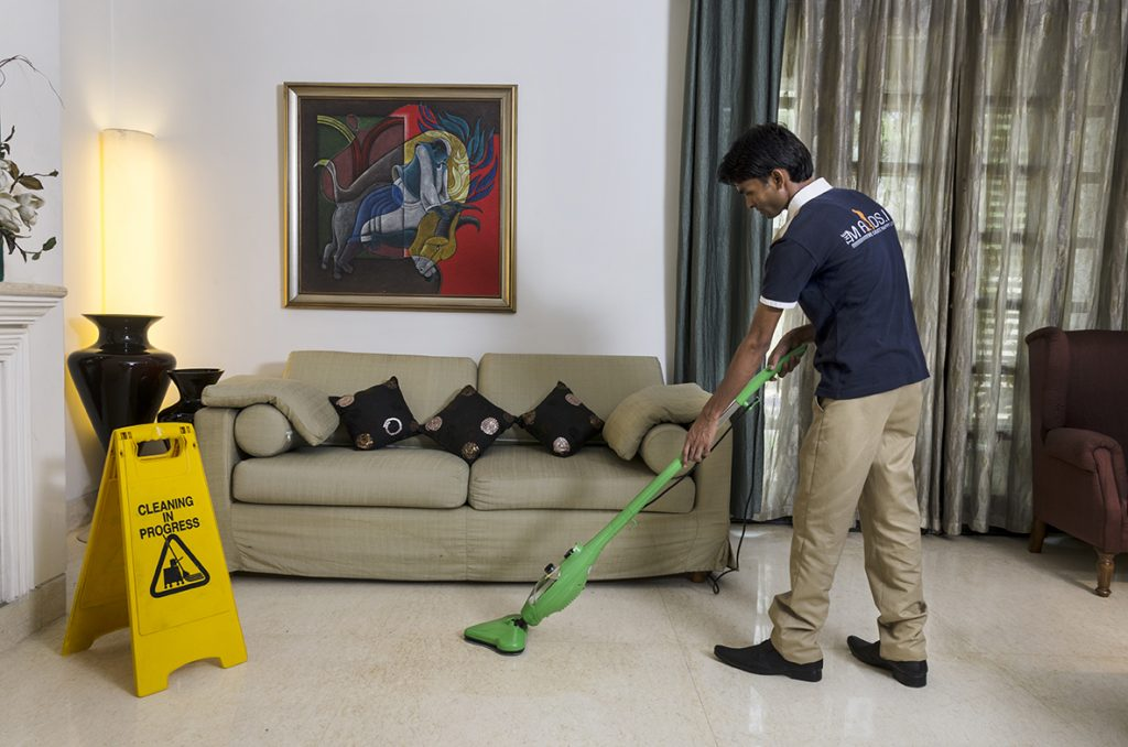 Effectively Cleaning Without Harmful Chemicals