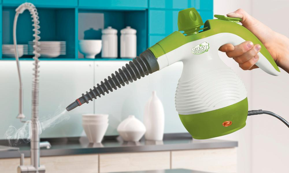 Steam Cleaners Give You a Cleaner and Healthier Home