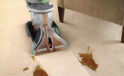 Hoover SteamVac Dual V Widepath Carpet Cleaner