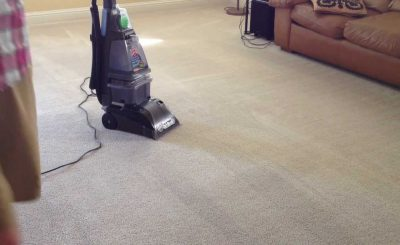 Hoover SteamVac Carpet Cleaner with Clean Surge