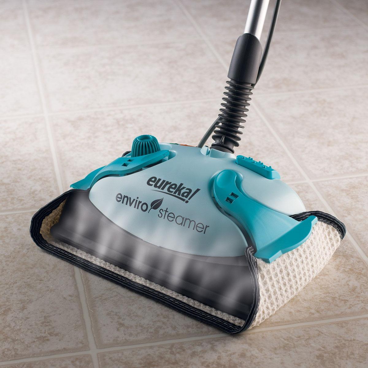 How Good is the Eureka 313A Enviro Hard-Surface Floor Steamer